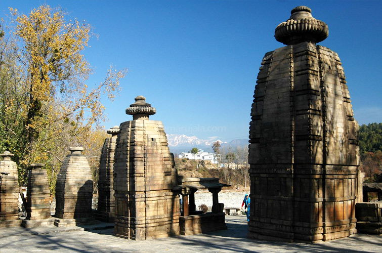 Top Must See 14 Monuments In Uttarakhand
